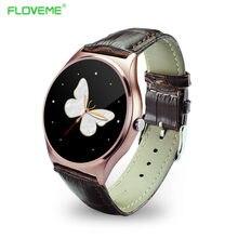 Floveme bluetooth smart watch schrittzähler zifferblatt call nachricht smart uhren herzfrequenz armbanduhr für iphone android ios smartwatch