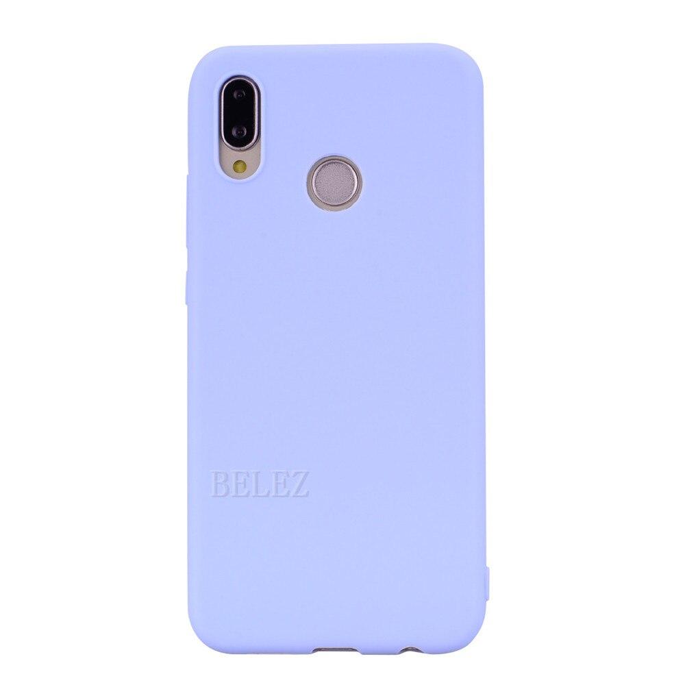 Soft TPU Candy Color Phone Case For Huawei P30 P20 Mate 20 Pro Lite P Smart Nova 4 Honor 8C 8X Max 7A 7C Y5 Y6 2018 Y9 2019 Case _06