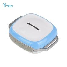 Yiwen 2G GSM 850 900 1800 1900 MHZ Cartão SIM Vida GPS Software de monitoramento Web APP Acesso Pet Collar Mini Rastreador GPS Barato GX11