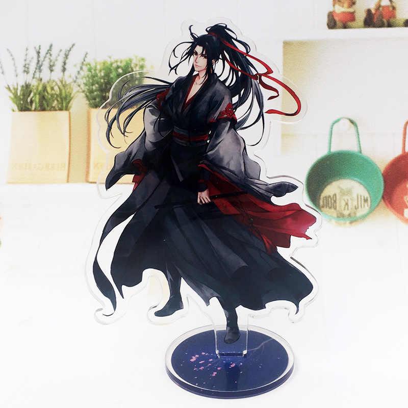 Mo Dao Zu Shi Acrylic Licensing Toys For Children Wei Wuxian