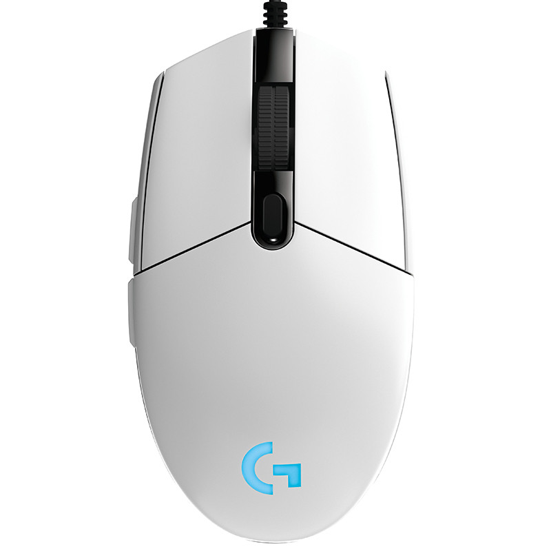 Image 2 - Logitech G102 Wired Gaming Mouse IC PRODIGY 16.8M Color RGB  Backlit souris gamer 8000DPI mause Optical Computer Gaming MouseMice