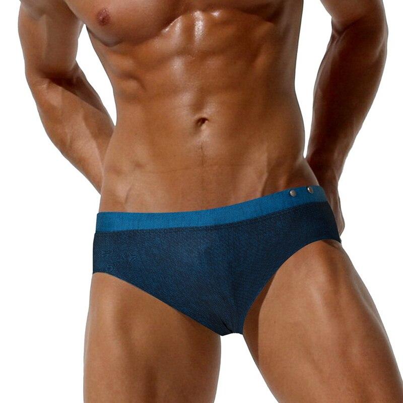Swimsuit Swimming For Men Sharkskin Men's Pouch Swimwear Swimming Trunks Men's Swimsuit Sexy Men's Swimwear