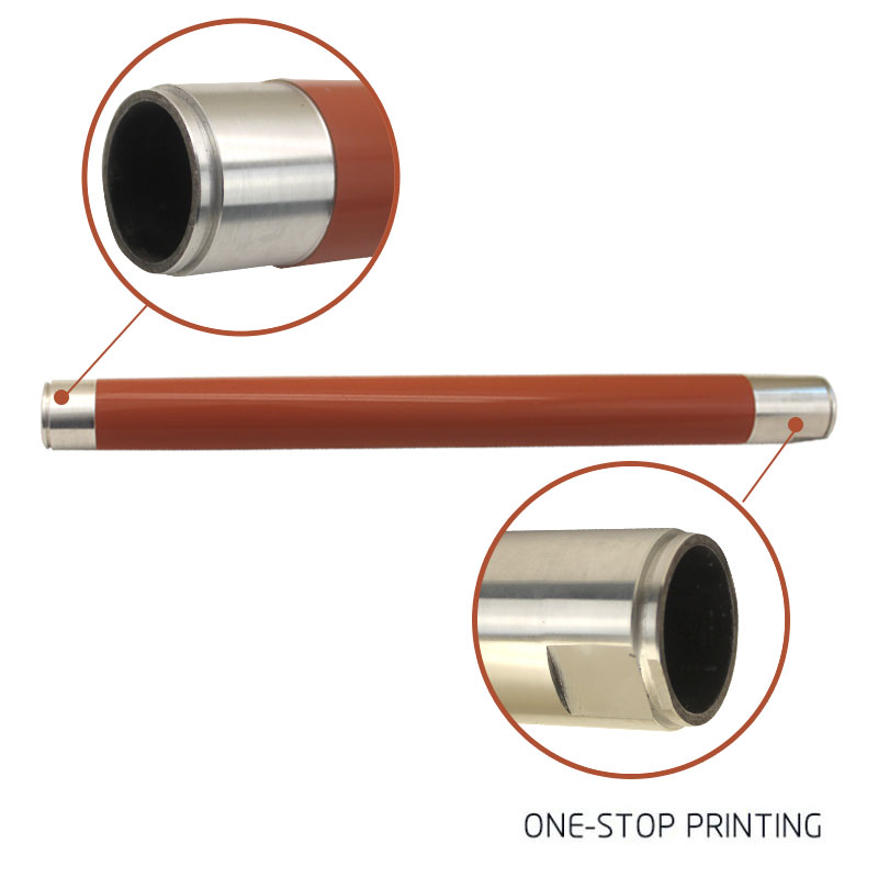 2pcs/lot upper fuser heat roller compatible for <font><b>xerox</b></font> DocuColor 550 560 dc 240 250 260 242 252 DocuCentre <font><b>6550</b></font> 7500 image
