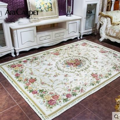 Kingart Big Living Room Carpet Rustic Floor Mat Thick Bedroom Rug For Home Decor And Prayer Blanket