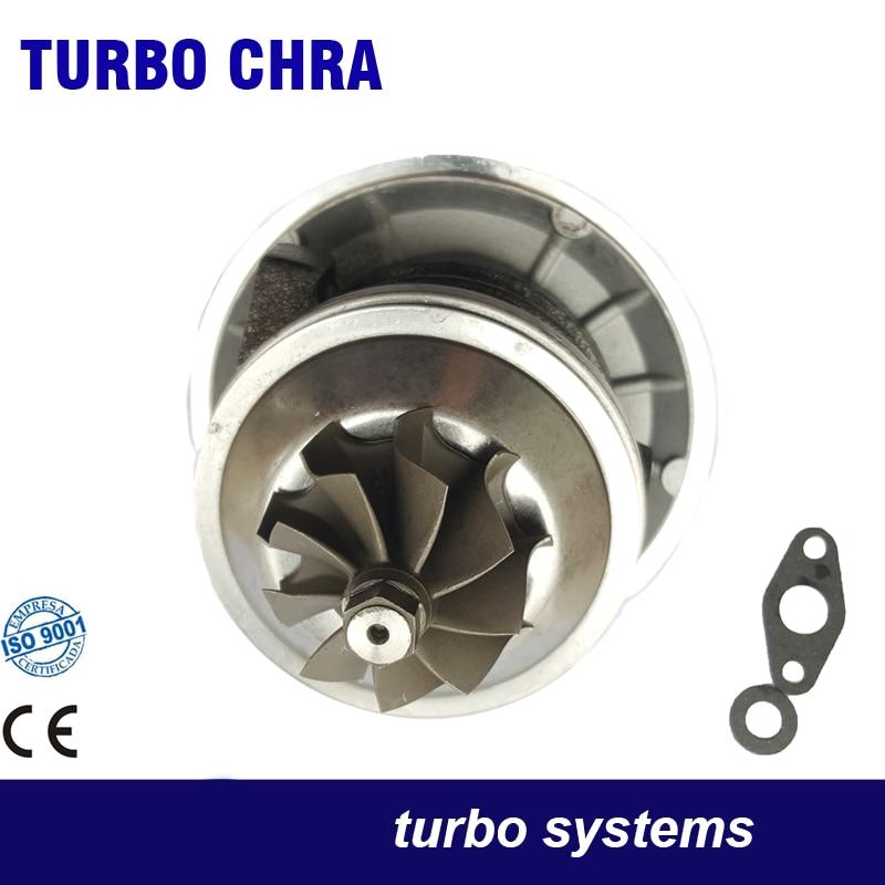 GT1544S 700830 turbocharger cartridge Turbo CHRA core For Renault Megane Scenic Laguna Espace Clio 1.9 dTi Motor: F9Q / F8Q цены