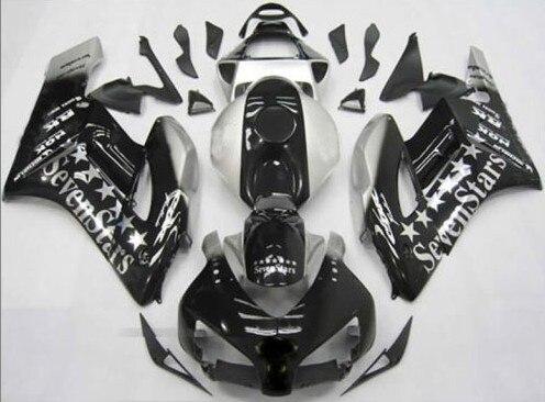 Offres spéciales, carénage pas cher 04 05 CBR1000 RR carrosserie pour Honda CBR1000RR 2004-2005 sept étoiles carénages moto (moulage par Injection)