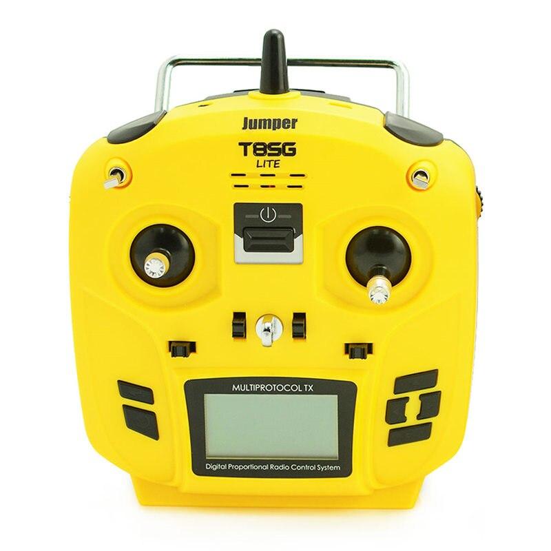 Jumper T8SG Lite Multi Protokoll 12CH S FHSS Abweichung TX Kompakte Voll Palette Radio Transmitter Fernbedienung Für RC Modelle-in Teile & Zubehör aus Spielzeug und Hobbys bei  Gruppe 1