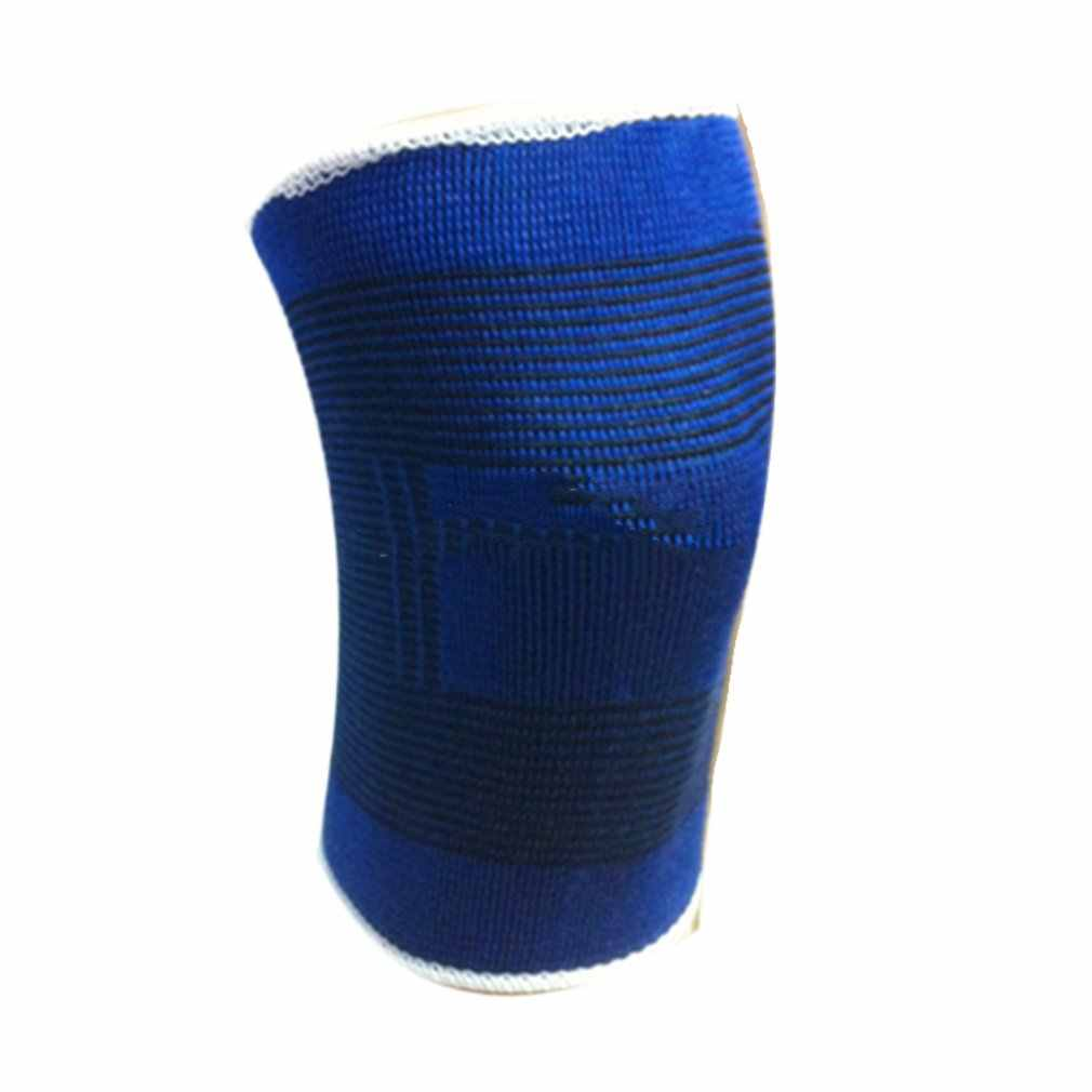 11e4af4e68 ... Knee Support Brace Single Wrap Compression Sleeve Stabilizer for  Arthritis Meniscus Patella Protector Running Men Women