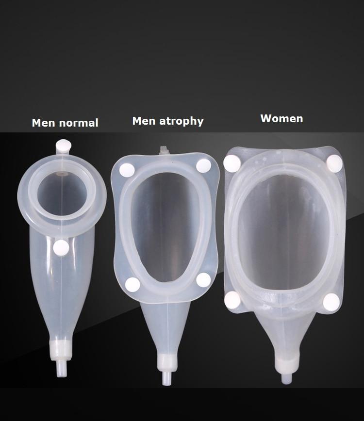 세 종류의 의료 품질 건강 고급 실리콘 소변기 남성 - 가구 - 사진 4