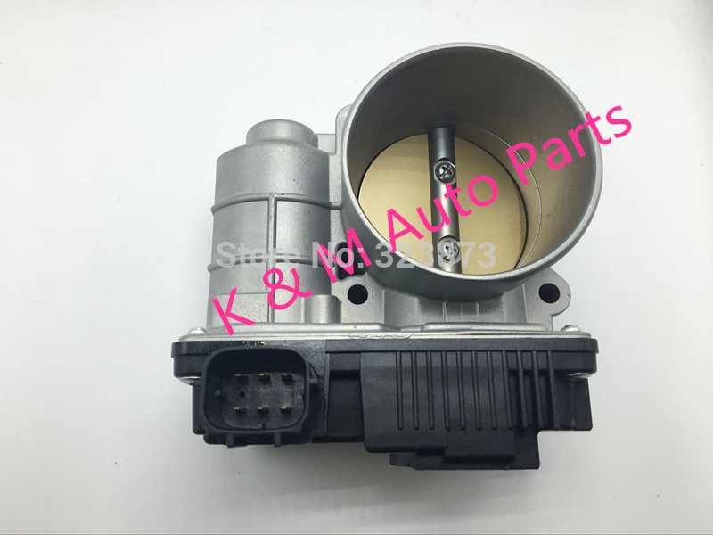 High Quality Throttle Body OEM 16119-AE013 FOR 2002 - 2006 fit for Nissan Sentra Altima 2.5L Complete 16119-AE013 16119AE013 T- 60mm fuel injection throttle body for 2002 2006 nissan altima sentra 2 5l qr25de