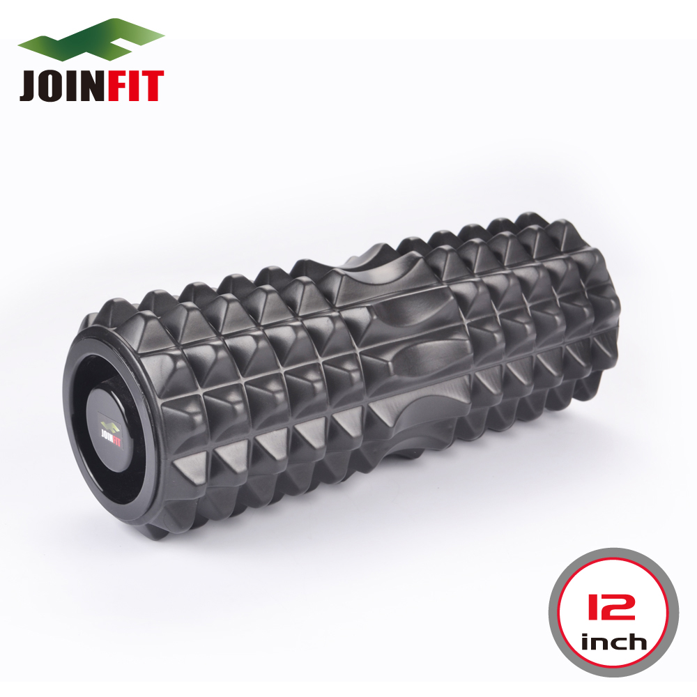 Foam Roller / Rumble Roller with Massage Acupressure Exercise Core Therapy Roll Tool with Bi-directional Zone for Spine Comfort rumble roses xx купить спб