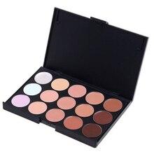 1Pcs Hot Sale 15 Colors Options Fashion Crazy Feng Concealer Foundation Best Friend Gift Women Makeup Face Foundation #1