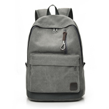 2019 Women Men Canvas Backpacks Large School Bags For Teenag