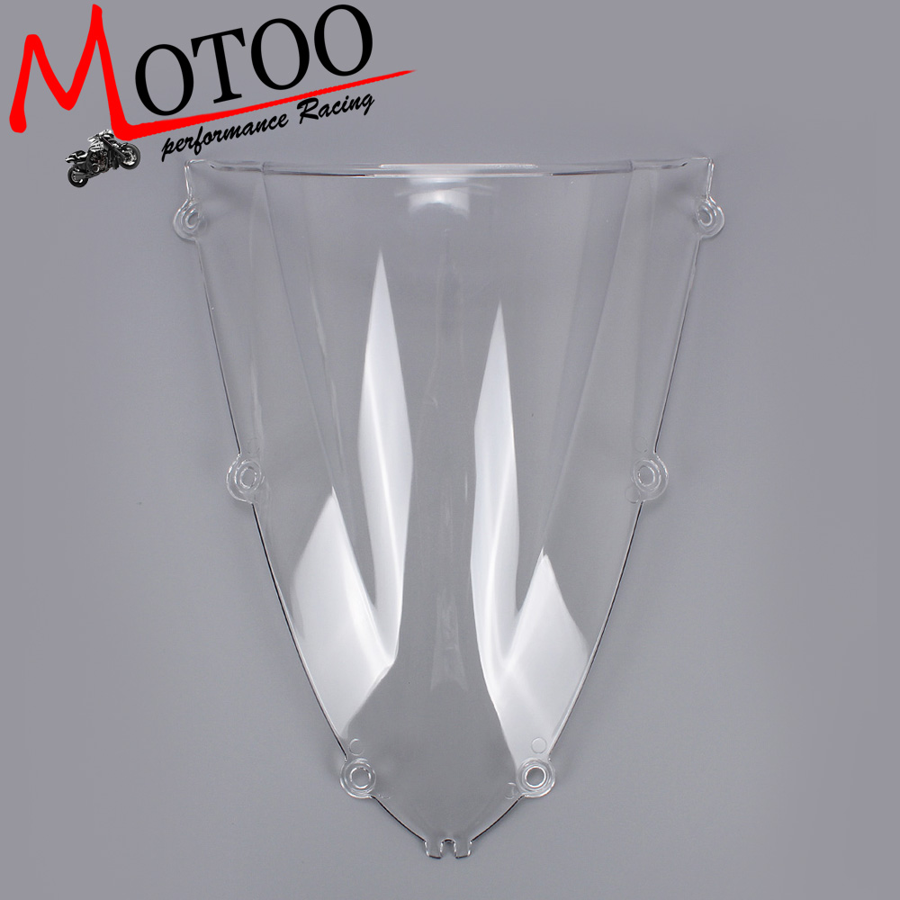 Motoo -Windshield WindScreen Double Bubble for YAMAHA YZF-R1 R1 1998 1999 напольная плитка paradyz inspiration inspirio brown 40x40