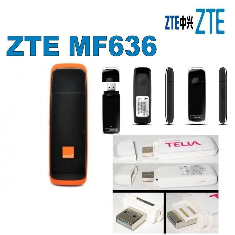 In Lot Of 100pcs Zte Mf636 3g Usb Modem.logo.color Randomly.dhl Shipping Fashionable Style;