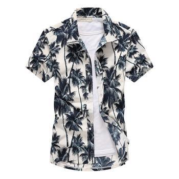חולצת הוואי ססגונית