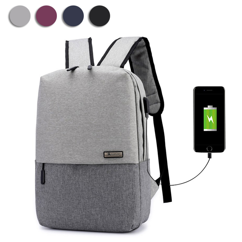 USB Charge Backpack Men School Bags for Teenage Girls Travel 13.3inch Laptop Backpacks Teenagers Waterproof Bags for Boy Girls teens canvas boy school bags for teenage girls backpack schoolbag women usb student bags men black book bag for teenagers
