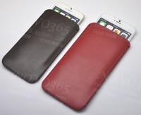 Luxury Slim Quality Microfiber Leather Sleeve Case For Nokia 6 5 5inch Pouch Phone Case For