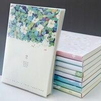Kawaii Notebook Tagebuch Schoool Notebook Kreative Trends Hinweis Buch Korea Briefpapier Skechbook Zeichnung Büro Schulbedarf Geschenk