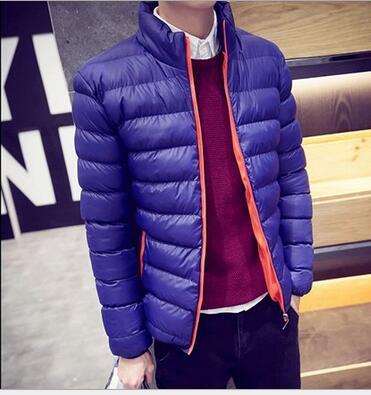 RICHARDROGER 2018 Куртки Куртка осень-зима высокое Quaitily модные теплые Для мужчин легкий утка вниз куртка Для мужчин куртка F-A-1859