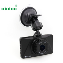 Ainina Full HD1080P Car Dashcam 3 Inch IPS dvr camera recorder , wide angle view night visoin driving