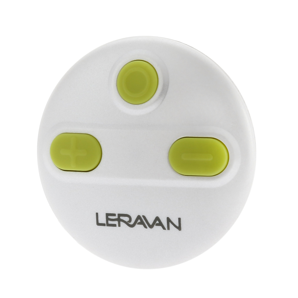 ФОТО Leravan Magic Touch Sticker Sport Version 5 Massager Modes App Control Electronic Pulse Massage Machine