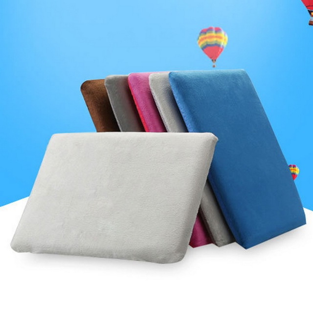 Urijk Slow Rebound Sofa Memory Foam Cushion Office Driving Car Seat Beauty Chair Hip Pad Thickening