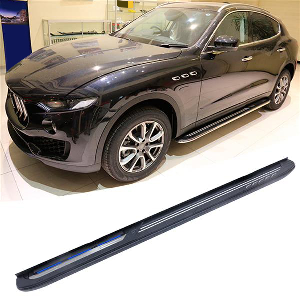 2017 Maserati Levante Suspension