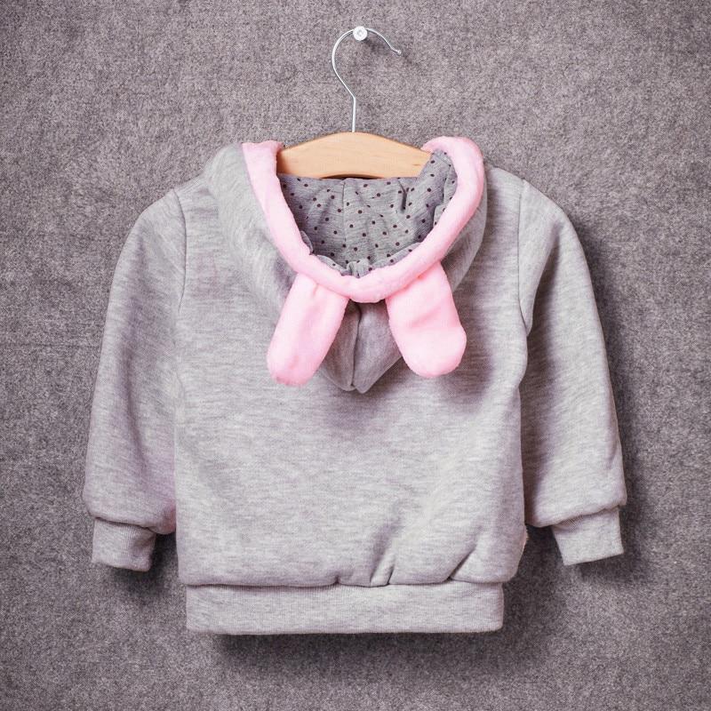 Only 2-3Y left Frozen Elsa Girls Spring//Autumn Hot Pink Cotton Hoody Jumper