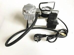 Image 5 - Air Compressor Heavy Duty AC 220V/110V 100 PSI 965kPAไฟฟ้ายางInflatorปั๊มสำหรับautoจักรยานรถจักรยานยนต์
