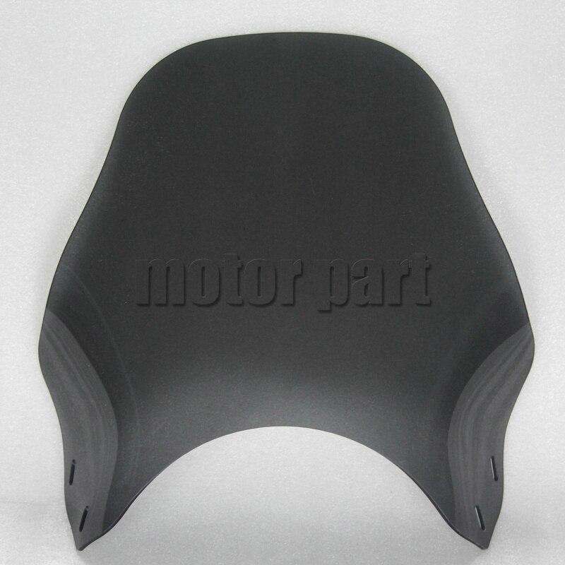 Rauch klar motorrad windschutzscheibe windschutzscheibe für honda hornet cb400 cb250 CB750 CB600 CB919 CB900 CB 400 600 250 750 900 919