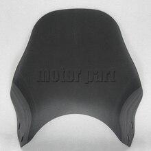 Fumaça clara windshield windscreen da motocicleta para honda cb400 cb250 hornet CB750 CB600 CB900 CB919 CB 400 600 250 750 900 919
