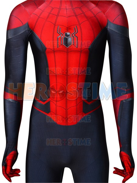 For Adult /& Kids PS4 Spider-Man Cosplay Costume 3D Print Spiderman Zentai Sui q