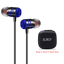 все цены на Earphones With Microphone For Phones Headphones With Mic Earbud Ear Phone Noise Cancelling Headset For All Mobile Phone Computer онлайн