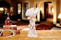 European style flower vase home decoration craft ornaments new home furnishings living room TV cabinet decorative vase