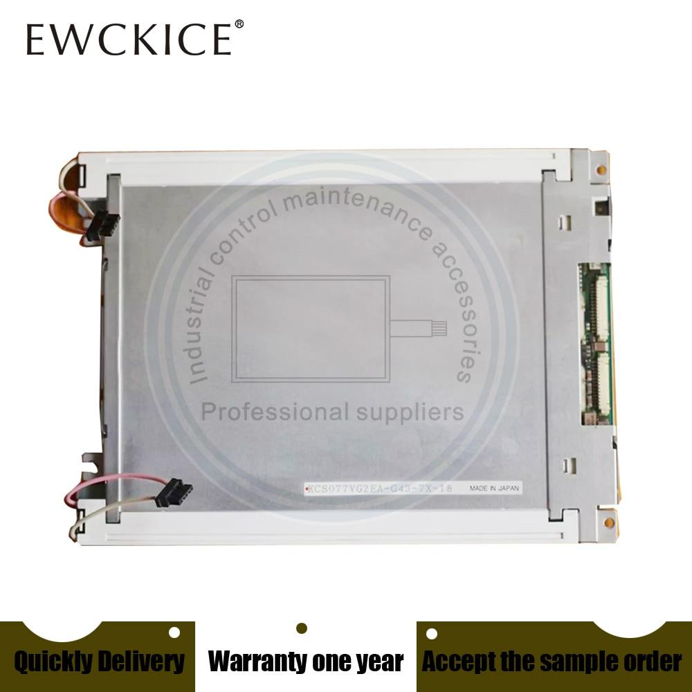 NEW V708C V708CD HMI PLC LCD monitor Liquid Crystal Display v708c v708cd v708sd v708isd 7 7 original touch glass panel new