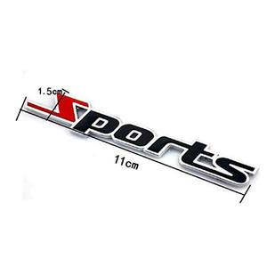 Car-Sense-Sticker Sports-Decoration Body-Movement Metal of Strong New Standard