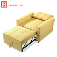 Small house design single seater Sofa Bed|Living Room Sofas|   -