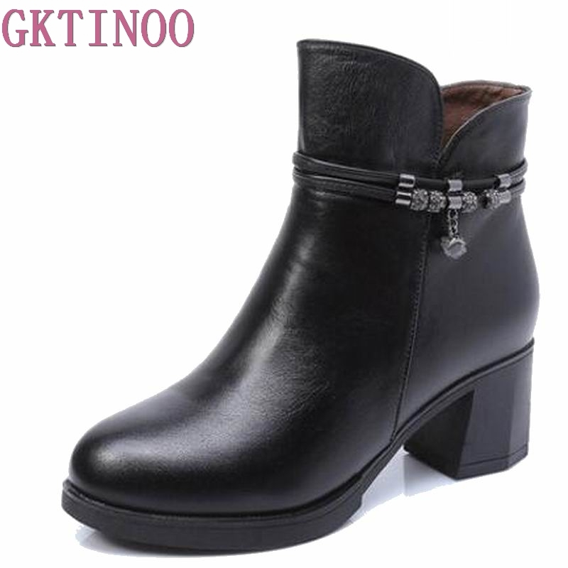 2018 autumn winter women boots genuine leather womens boots shoes fashion ankle boots comfortable women shoes HY0612018 autumn winter women boots genuine leather womens boots shoes fashion ankle boots comfortable women shoes HY061