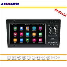 Liislee Car Android Multimedia For Audi A8 / S8 1994~2003 – Car Stereo Radio CD DVD Player GPS Map NAV NAVI Navigation System