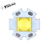 1pcs CREE MTG2 18v 3000k 25W High Power LED Emitter Blub Lamp Light LED Chip With