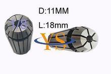 New 1pcs ER11 Collet 1/8 CNC Chuck Milling Lathe
