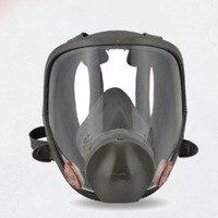 الأصلي 3 متر 6800 تنفس قناع واقي من الغاز صناعة اللوحة الرش السلامة كامل الوجه قناع واقي من الغاز Facepiece التنفس