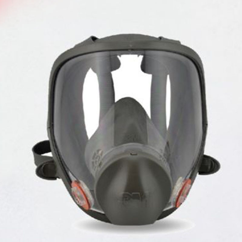 Original 3M 6800 Respirator Gas Mask Industry Painting Spraying Safety Full Face Gas Mask Facepiece Respirator 7 in 1 suit industry painting spraying respirator same for 6800 gas mask full face facepiece respirator