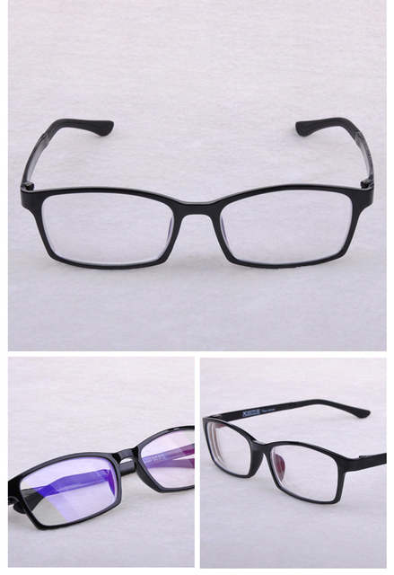 6ae2e44ab6f TR90 Finished Optical Eye Glasses Frames With Myopia Lens For Women Men  Student Small Frame Eyeglasses