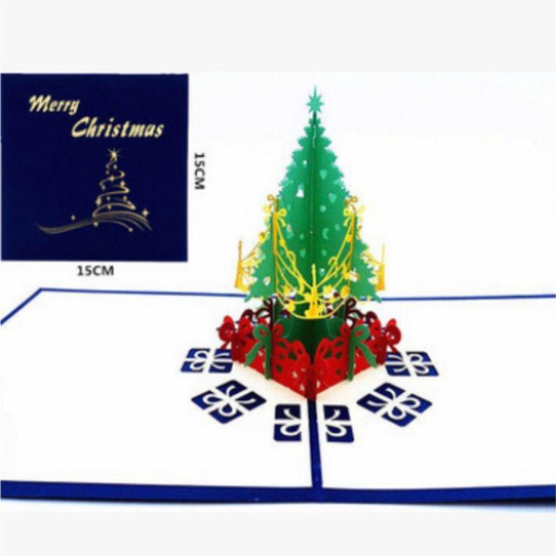tarjetas de navidad de nueva d popup de tarjetas hechas a mano tarjetas postales