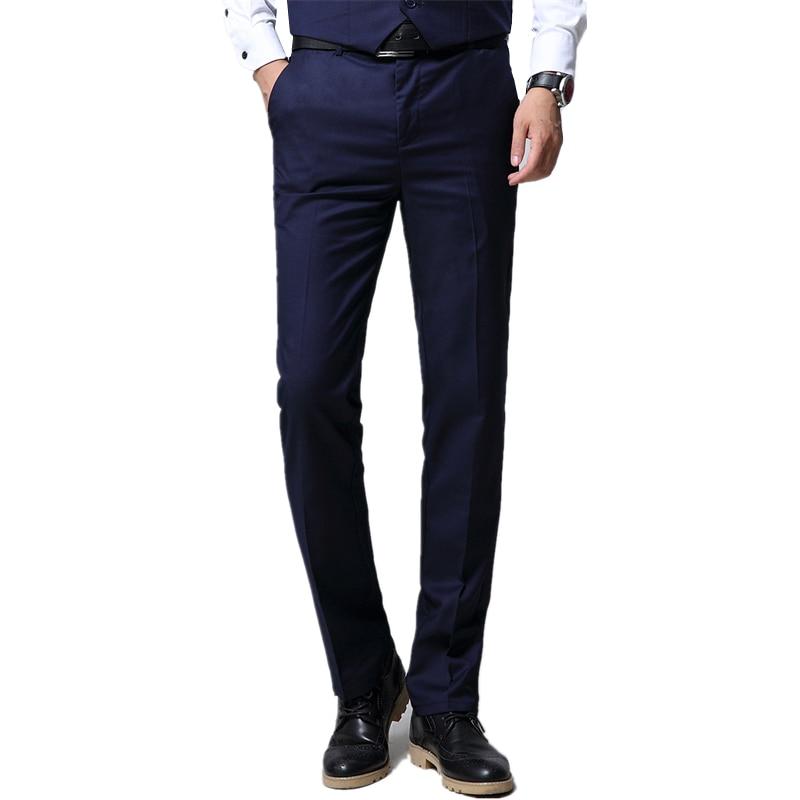 2019 mannen Pak 3 Delige Set Szie S 4XL Bruiloft Slim fit Mannen Pak Jas Broek + Vest Kan afzonderlijk worden verkocht - 6