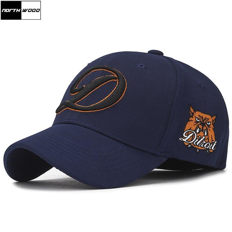 [NORTHWOOD] 2019 High Quality Elasticity Letter   Baseball     Cap   Men Snapback Hip Hop Women Hat Gorras Para Hombre 56-59cm