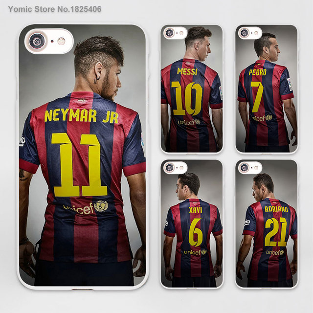 FCB Players Case For iPhone