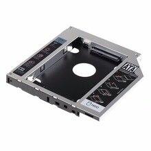 2ème HDD Disque Dur Caddy SATA 12.7mm SSD DVD Pour Apple iMac 2009 VCQ10 T66